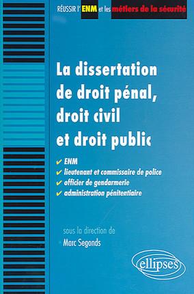 Dissertation Les Modes De Preuve En Droit Civil | Etudier