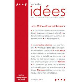 La Vie Des Idees Fevrier 2006 N 9 Collectif 9782916395005 Lgdj Fr