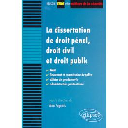 droit concurrence dissertation Sujet de dissertation : clauses de non-concurrence et liberté d'entreprendre.
