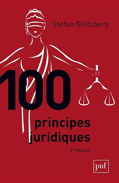 100 principes juridiques
