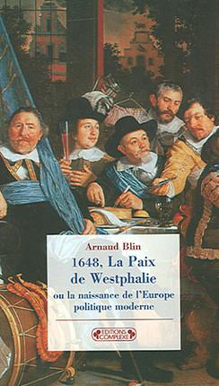 1648, la paix de Westphalie