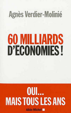 60 milliards d'économies !