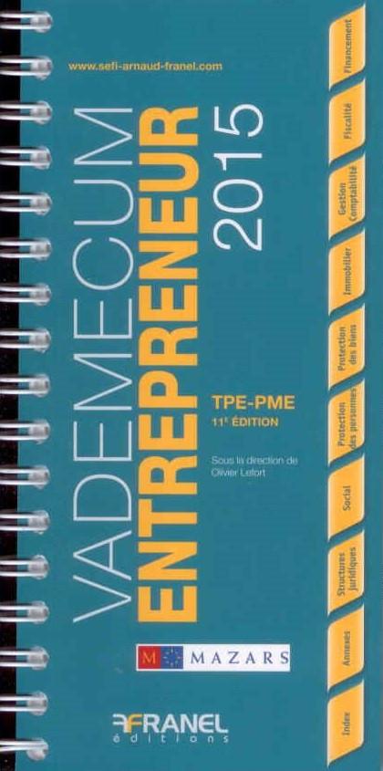 Vademecum entrepreneur TPE-PME