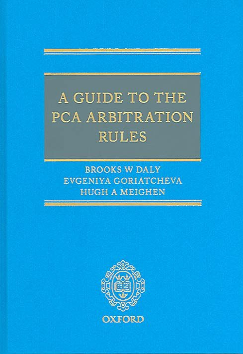 A Guide to the PCA Arbitration Rules