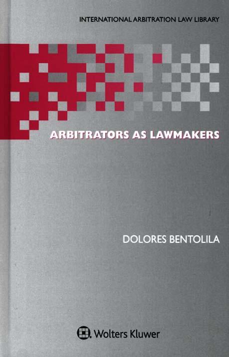 Abitrators as Lawmakers