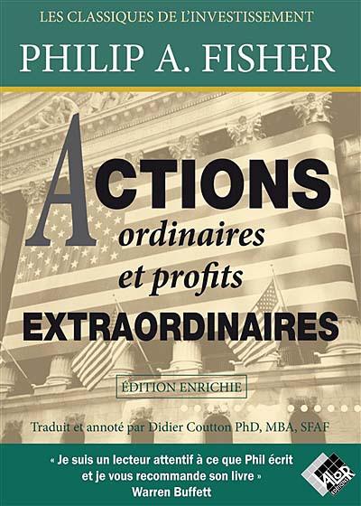 Actions ordinaires et profits extraordinaires