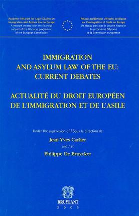 Actualité du droit européen de l'immigration et de l'asile