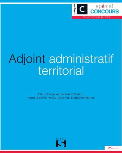 Adjoint administratif territorial, catégorie C