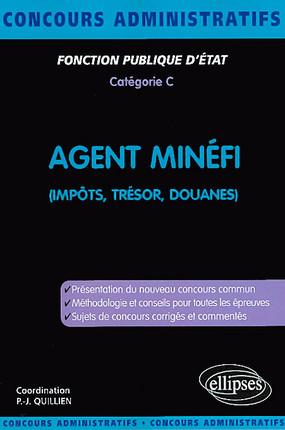 Agent MINEFI (impôts, trésor, douanes)