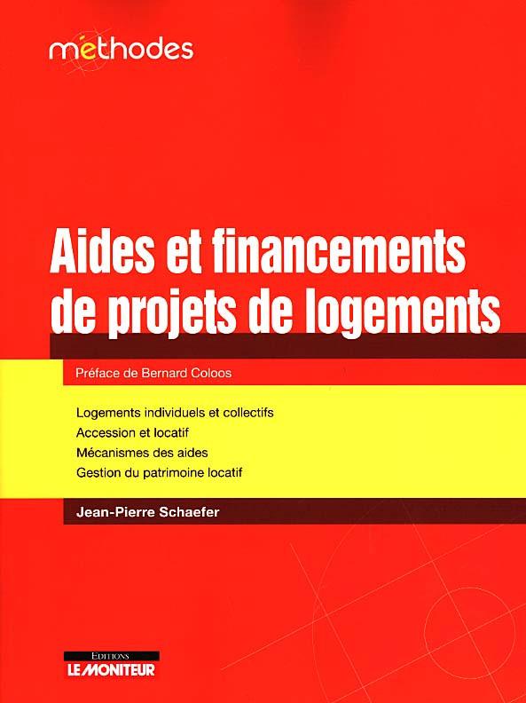 Aides et financement de projets de logements
