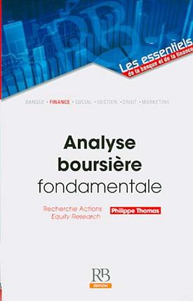 Analyse boursière fondamentale