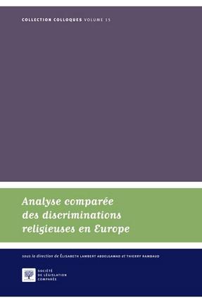 Analyse comparée des discriminations religieuses en Europe