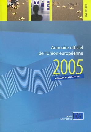 Annuaire officiel de l'Union européenne 2005