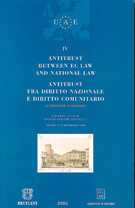 Antitrust Between EC Law et National Law