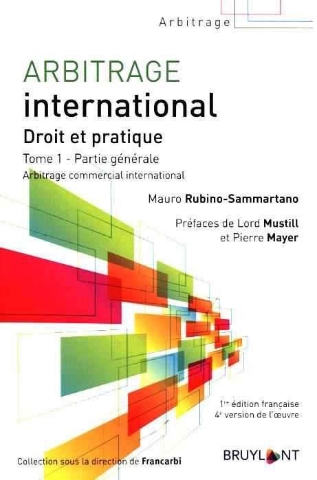 Arbitrage international, 2 volumes