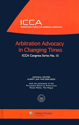 Arbitration Advocacy in Changing Times N°15