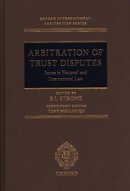 Arbitration of Trust Disputes