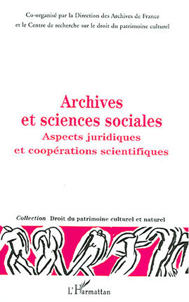 Archives et sciences sociales