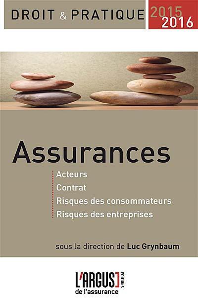 Assurances 2015-2016