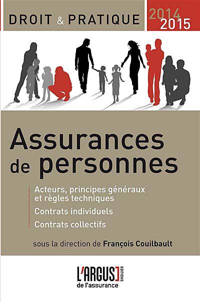 Assurances de personnes 2014-2015