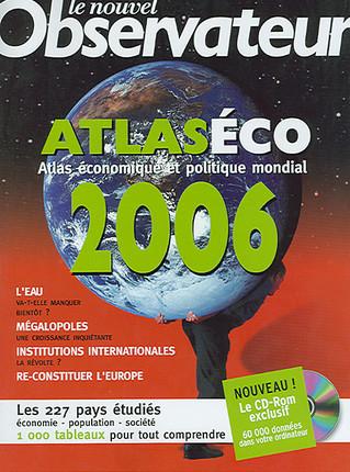 Atlaséco 2006 (1 CD-Rom inclus)