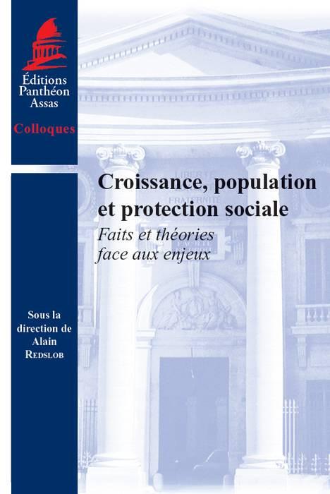 Croissance, population et protection sociale