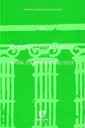 Banque et insolvabilité