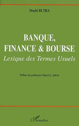 Banque, finance et Bourse