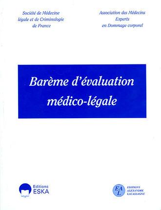 Barème d'évaluation médico-légale