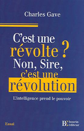 C'est une révolte ? Non, Sire, c'est une révolution