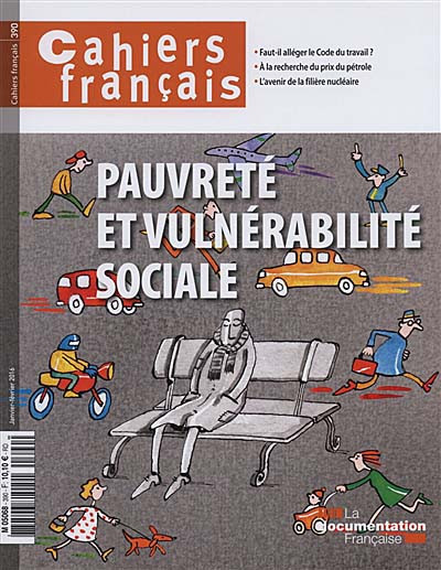 Cahiers français, janvier-février 2016 N°390