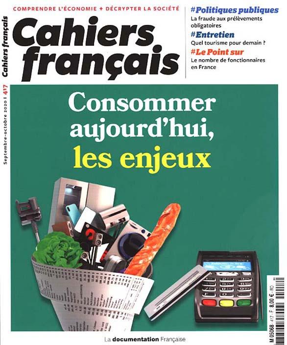 Cahiers français, septembre-octobre 2020 N°417