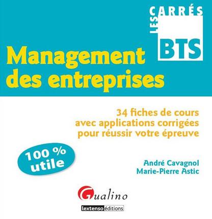 Carrés BTS Management des entreprises