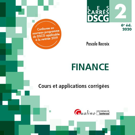 [EBOOK] Carrés DSCG 2 Finance