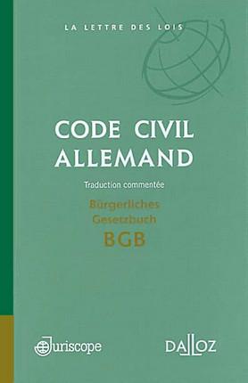Code civil allemand