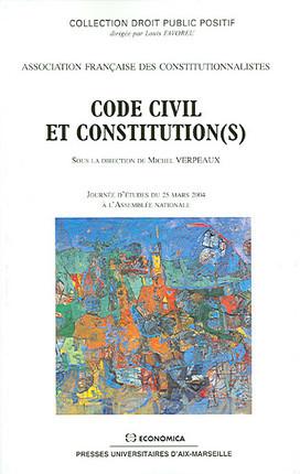 Code civil et Constitution(s)