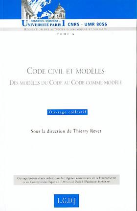 Code civil et modèles