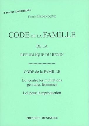 Code de la famille de la République du Bénin