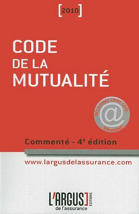 Code de la mutualité 2010