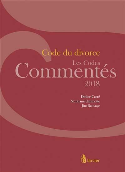 Code du divorce 2018 (livret inclus)