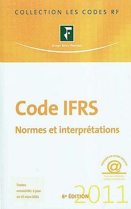 Code IFRS 2011