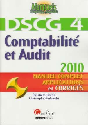 Comptabilité et audit - DSCG 4