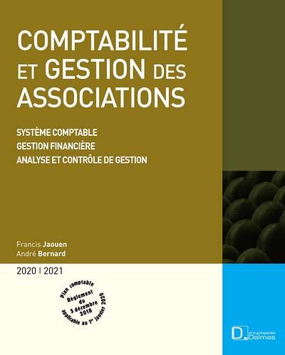 Comptabilité et gestion des associations 2020-2021