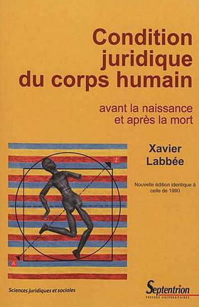 Condition juridique du corps humain