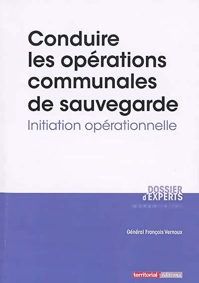 Conduire les opérations communales de sauvegarde
