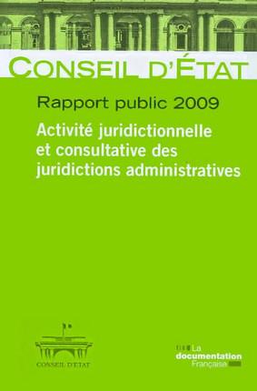 Conseil d'Etat : rapport public 2009