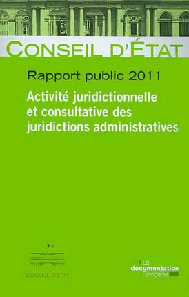 Conseil d'Etat : rapport public 2011