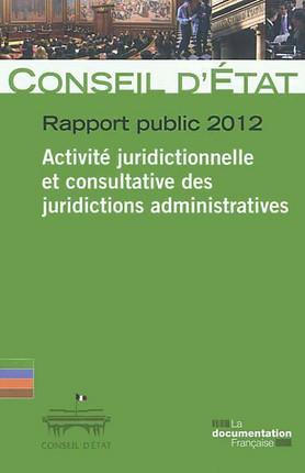 Conseil d'Etat : rapport public 2012