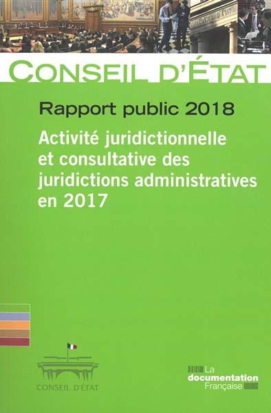 Conseil d'Etat : rapport public 2018