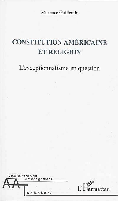 Constitution américaine et religion